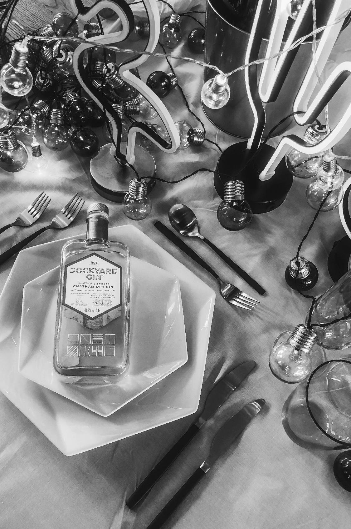 chatham dockyard gin