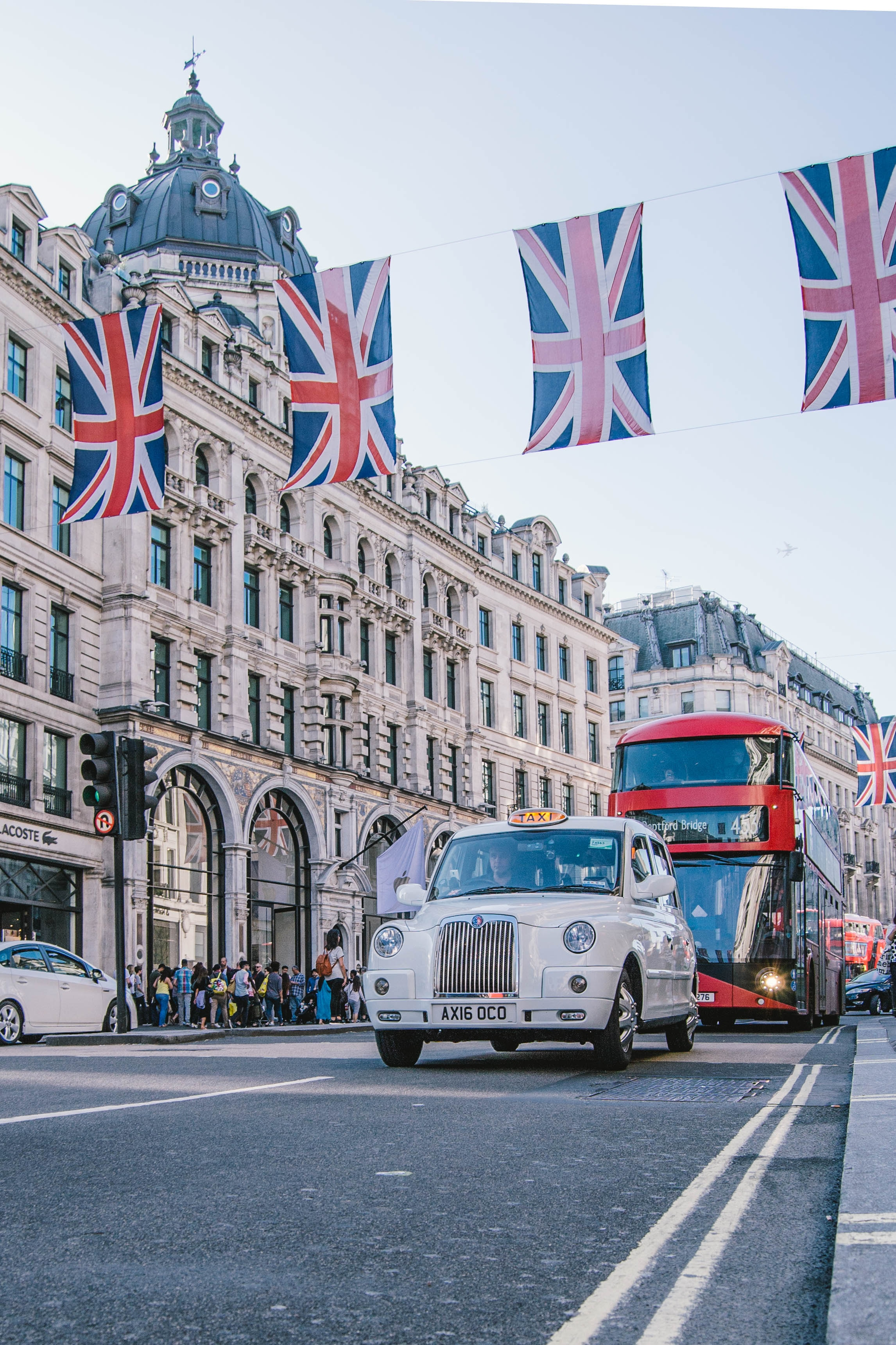 events job in London how to
