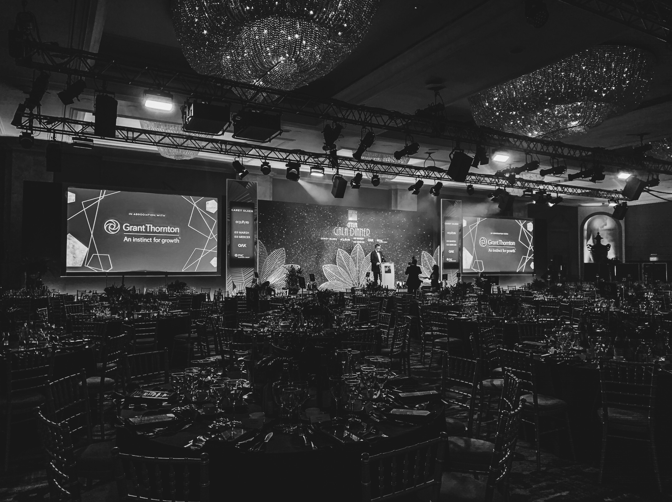Hosting a Large Event in London