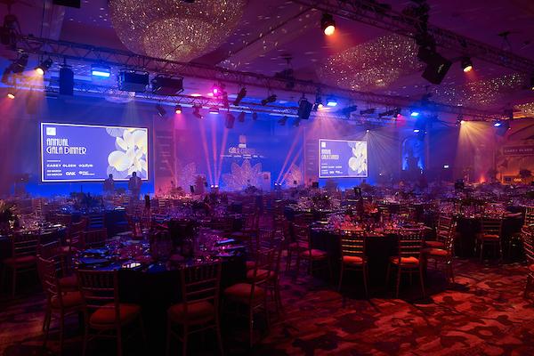 Hilton Park Lane Ballroom