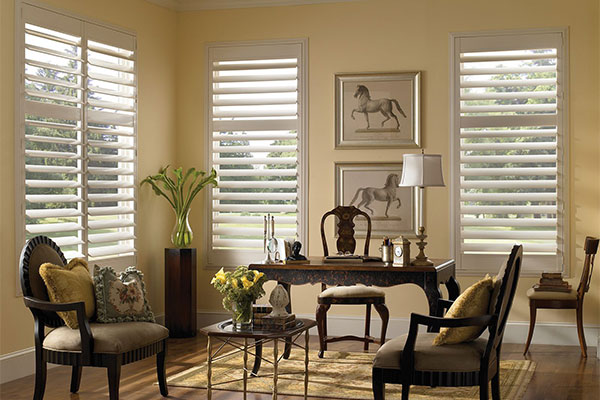 Plantation shutters Celina