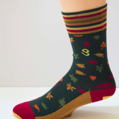 Autumn Spice Womens Sock