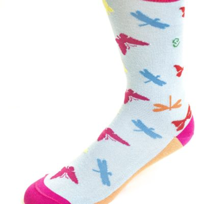 All A Flutter Womens Sock