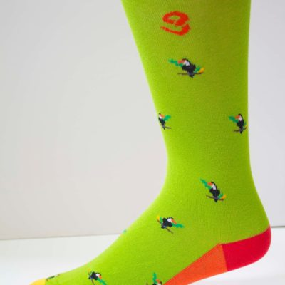 Birds Of A Feather Womens Sock