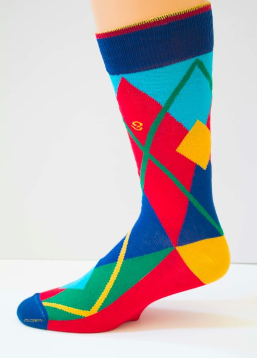 Comfort Zone Mens Sock