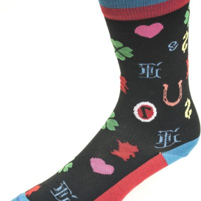 Feelin Lucky Womens Sock
