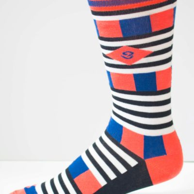 Give Me The Signal Mens Sock