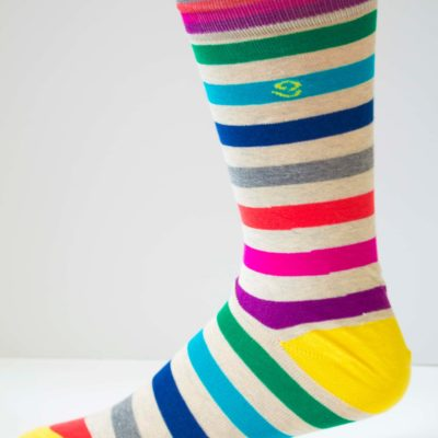 Kodachrome Womens Sock