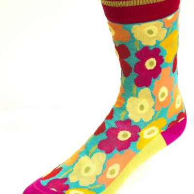 Poppy Parley Womens Sock