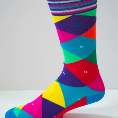 Steamed Carnivale Womens Sock