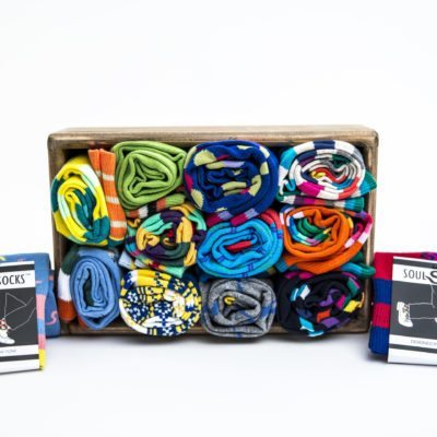 Sock of the Month Club - Sock Subscription - Sock Box
