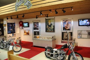Indian Larry Exhibit