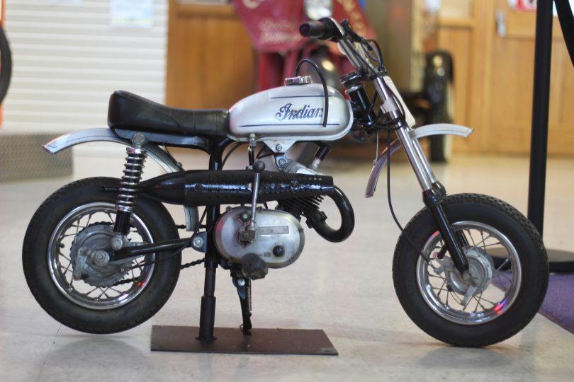 1970's Indian MM5A Mini Bike – Motorcyclepedia Museum