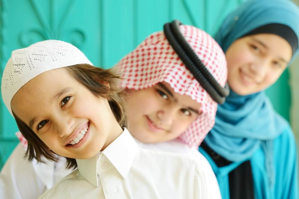 How to Develop love for Hijab in Muslim Kids