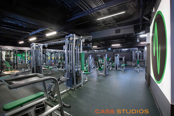 luxury gym texas
