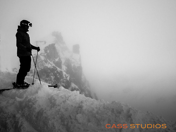 Winter wonderland- Ski photos at Whistler CA