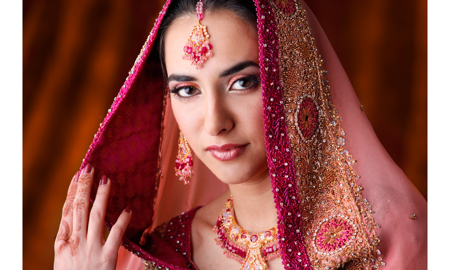 Indian beauty portrait