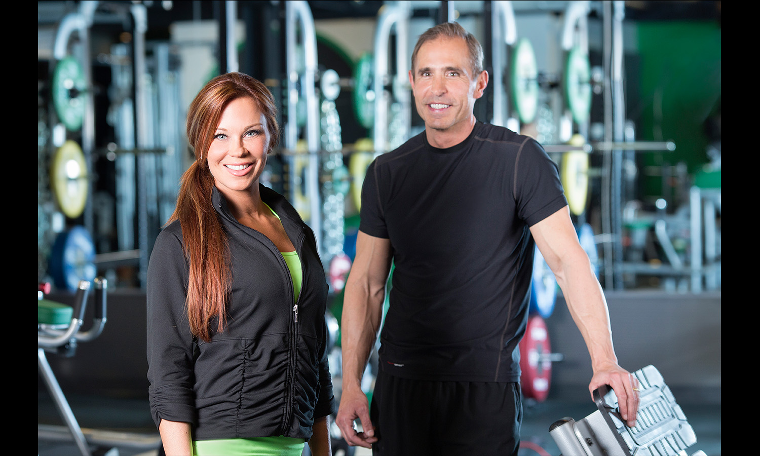lifestyle fitness photographer in austin