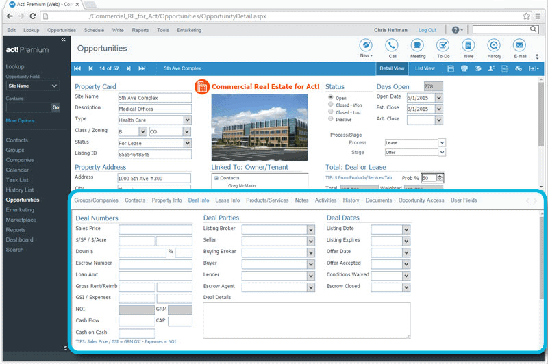 CRM_for_Commercial_Real_Estate_Property_Deal_Tracking