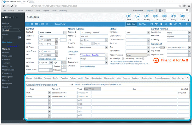 CRM_for_Financial_Advisors_Client_AUM_Tracking