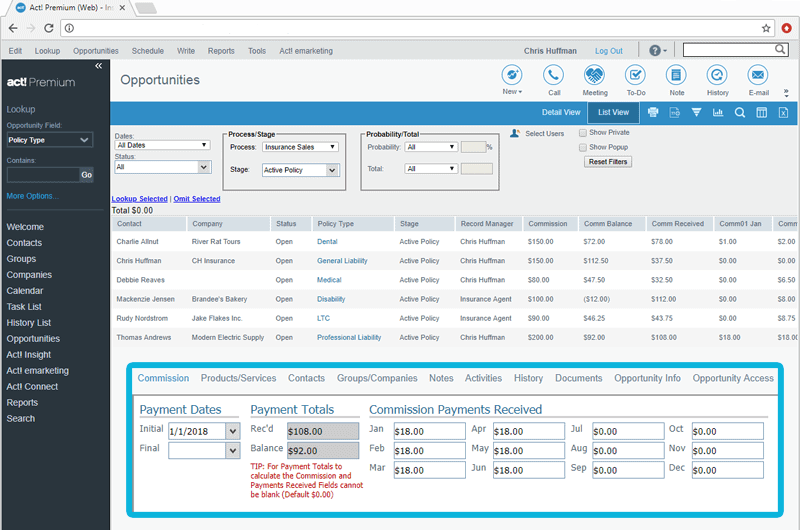 CRM_for_Insurance_Policy_Commission_Tracking
