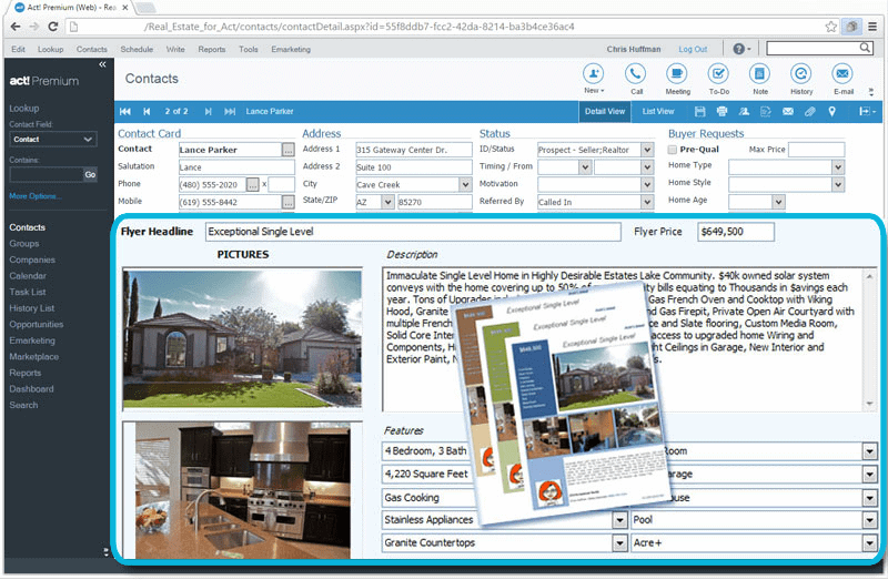 CRM_for_Real_Estate_Create_Property_Flyers