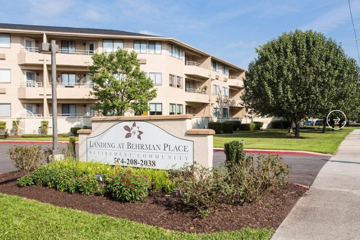 New Orleans Retirement Community - The Landing at Behrman Place