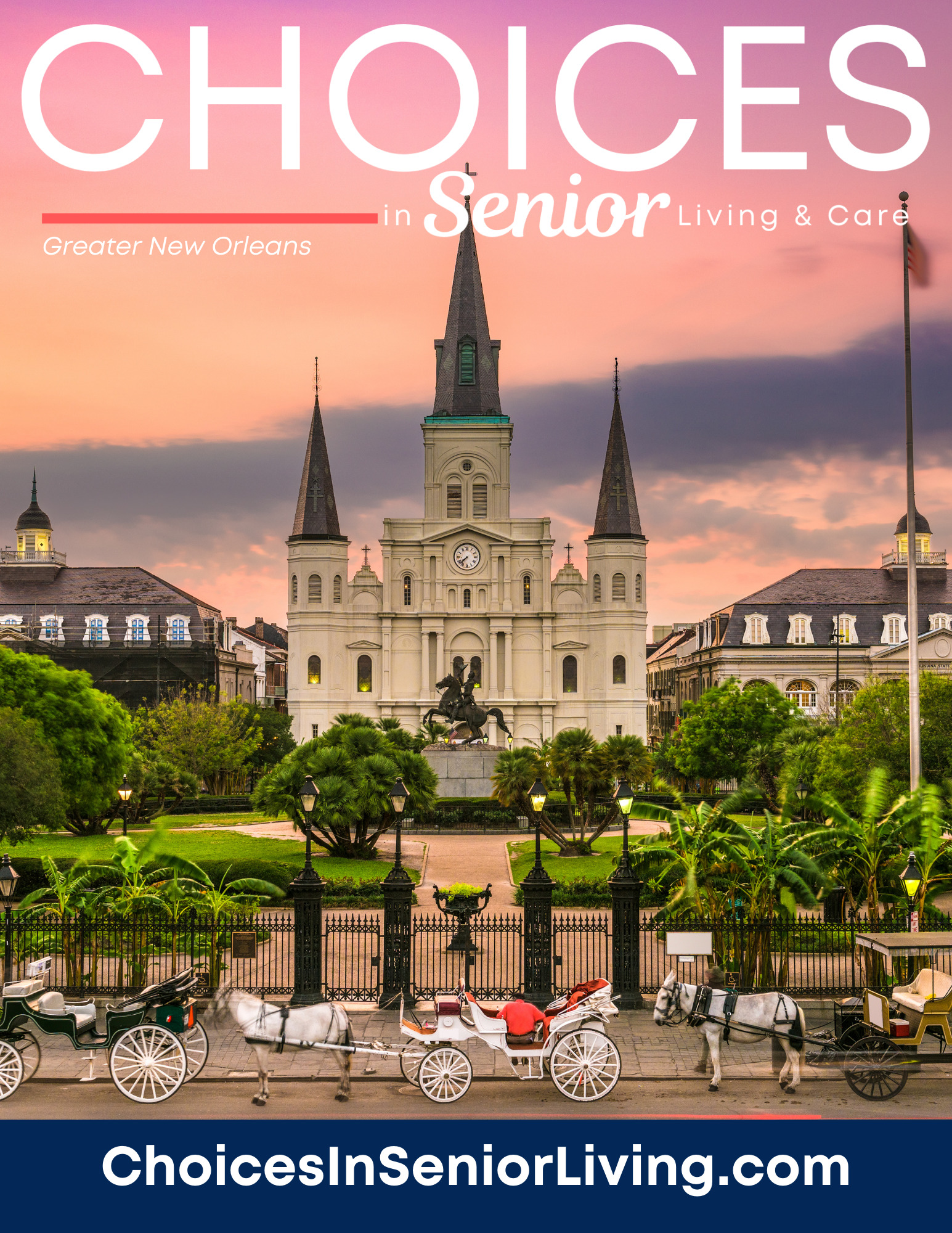 New Orleans Cover Sample