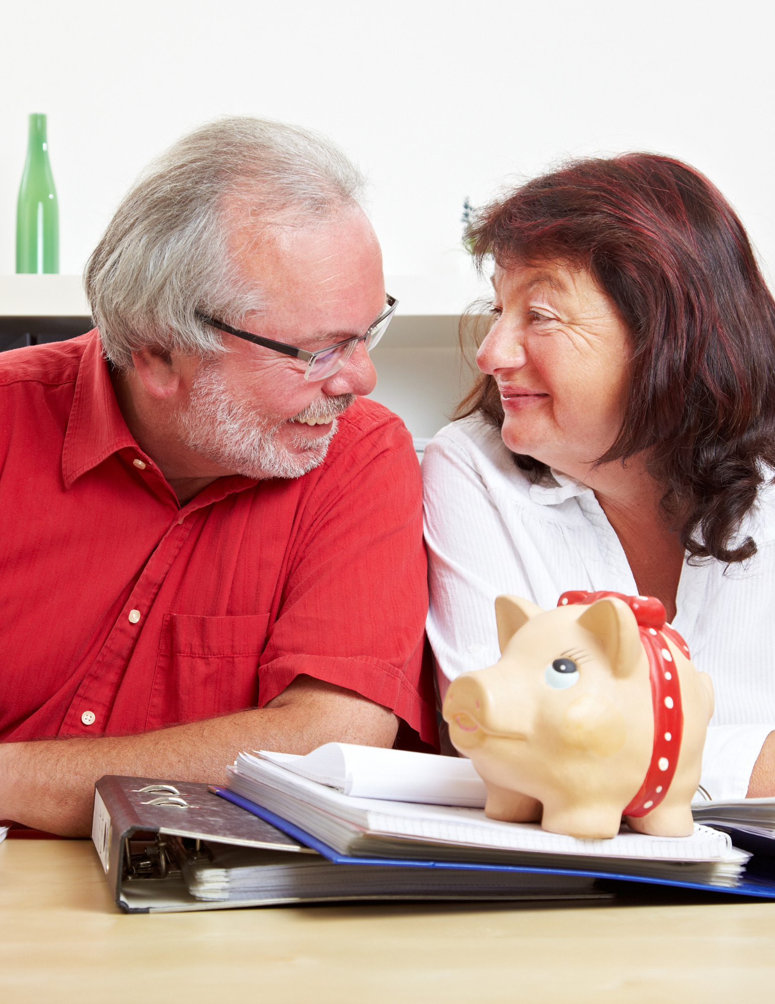 Senior Financial Options