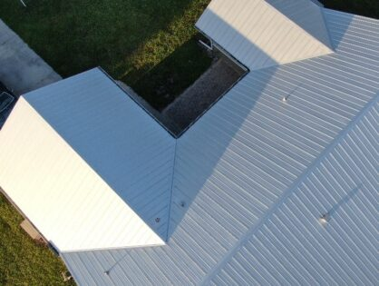 Metal (Standing Seam) Roofs