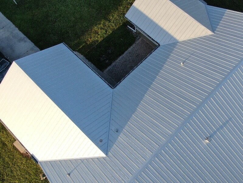 Metal (Standing Seam) Roofs