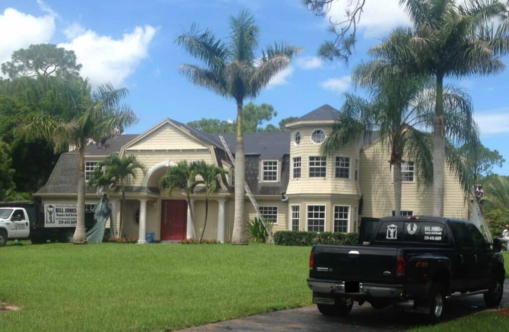 Naples Shingle Roofing Contractor