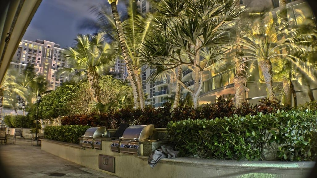 commercial outdoor lighting services