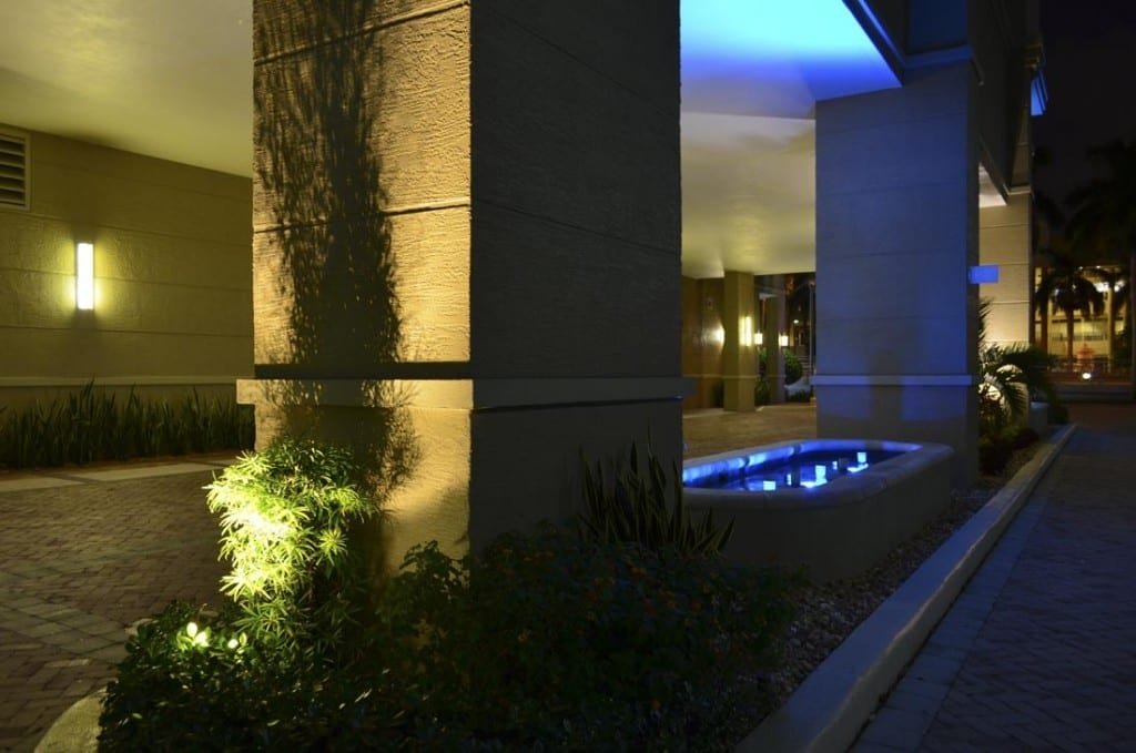 statues fountains lighting services