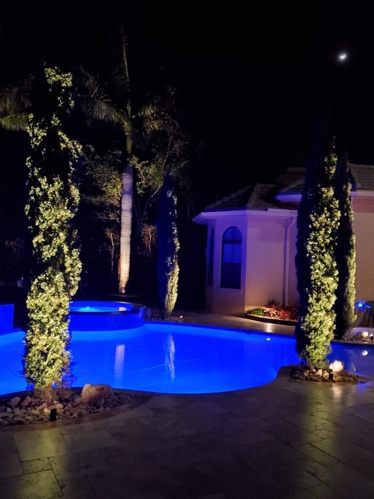 Lake Worth-Landscape Lighting-Leisure-Illumination FL