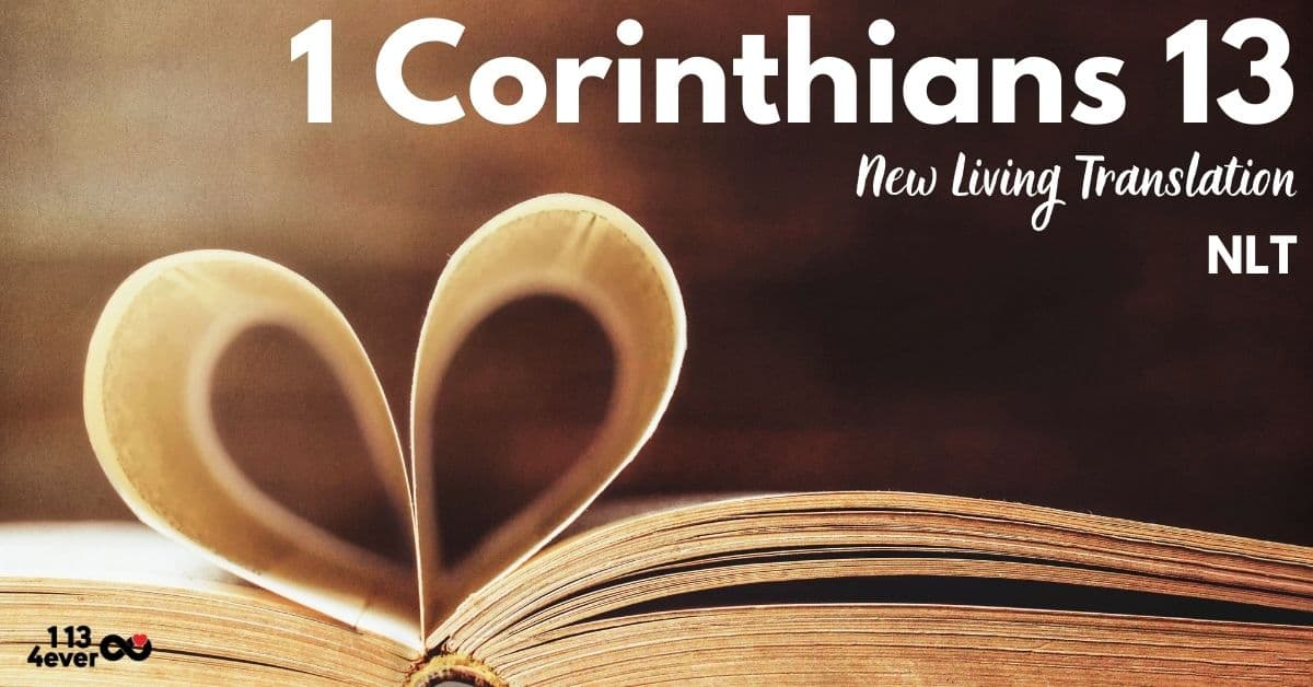 1 Corinthians 13 | New Living Translation | NLT