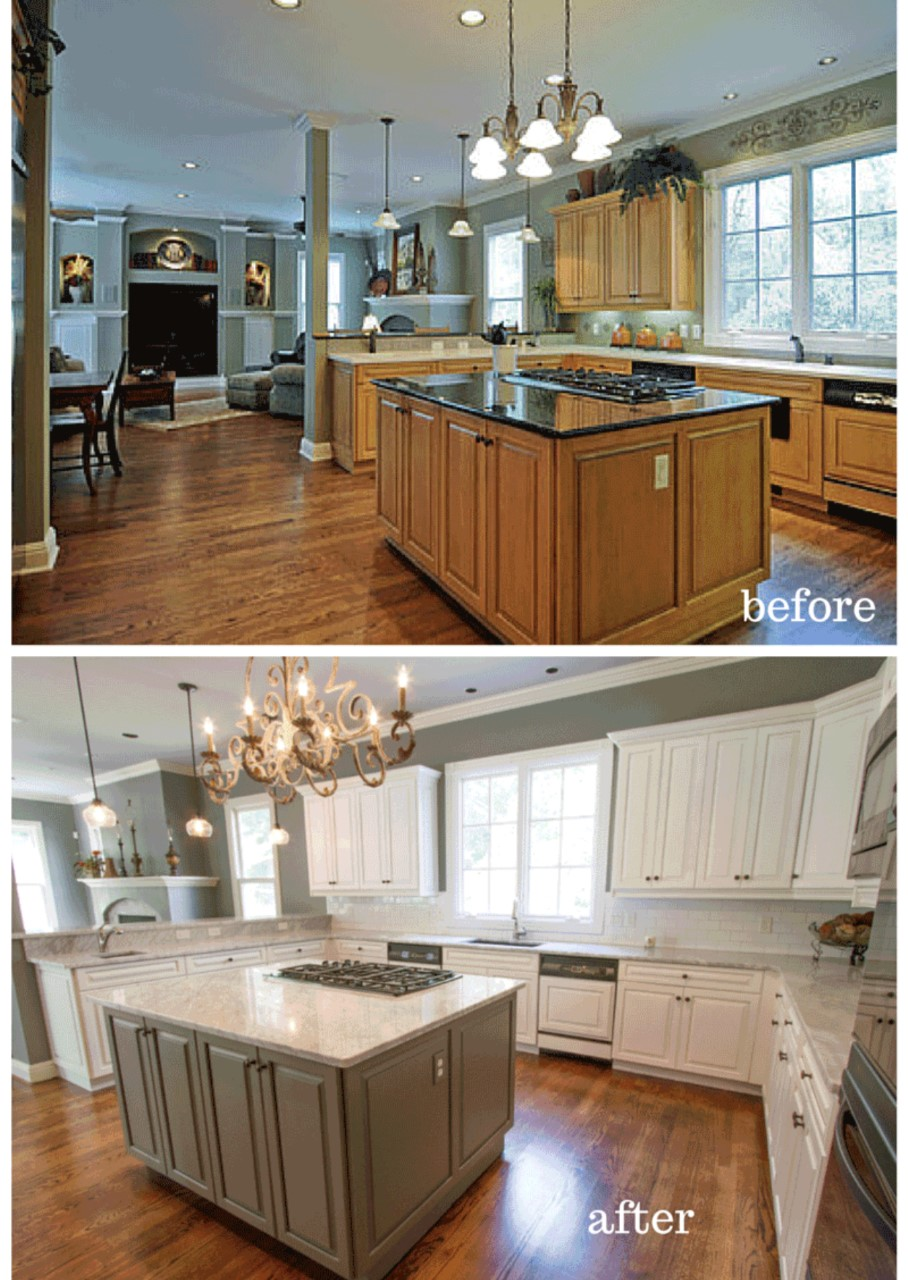 Cabinet Refinishing in Chicago