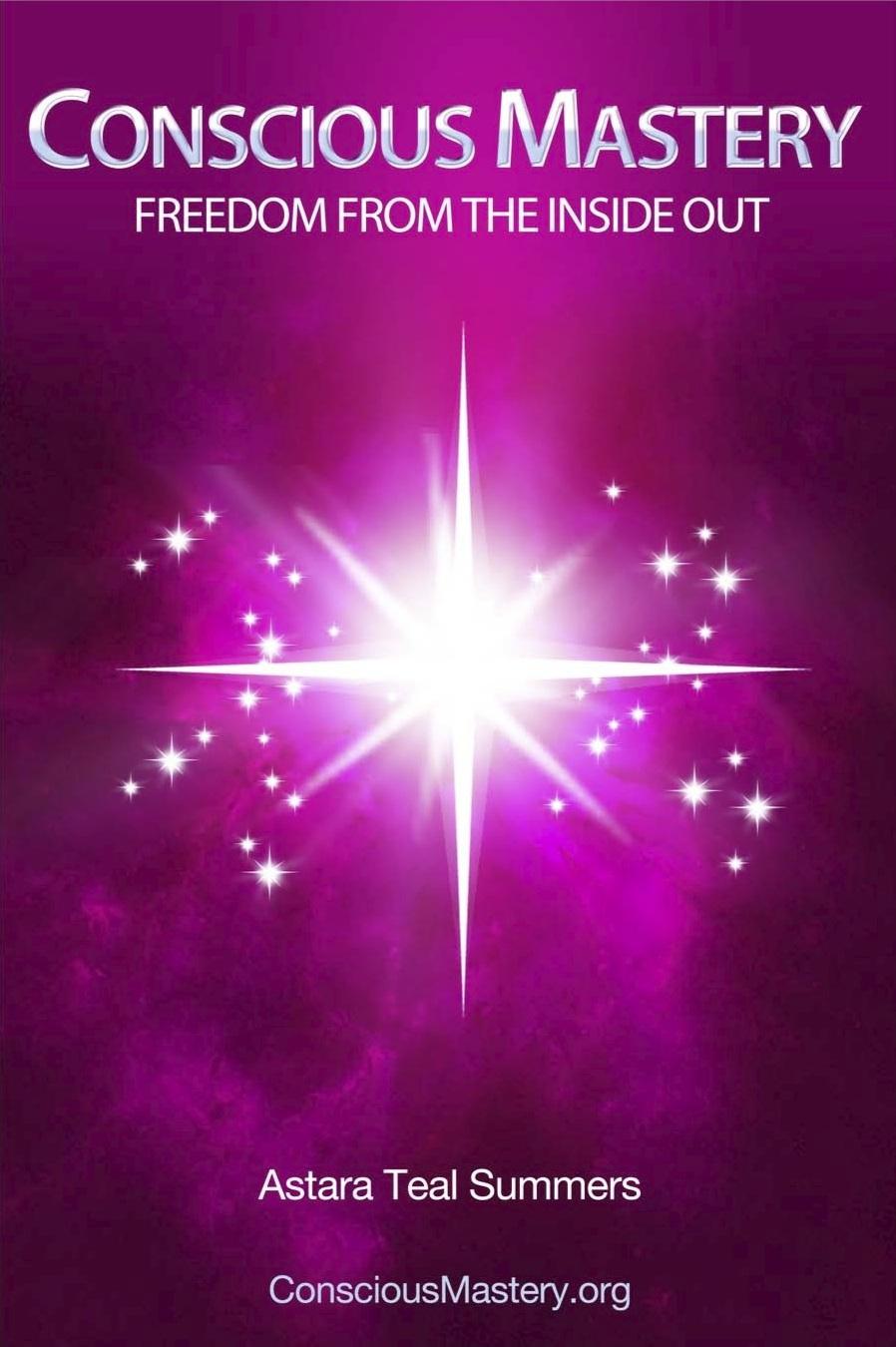 Conscious Mastery® Book Cover