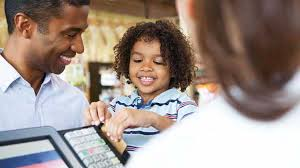 Teachable money moments for your child