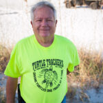 Sea Turtle Trackers founder Bruno Falkenstein