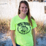 Sea Turtle Trackers Volunteer Lucy