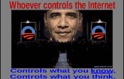 Obama gives away America's control of the Internet