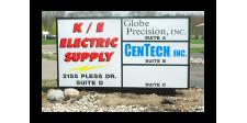 KE Electric Sign