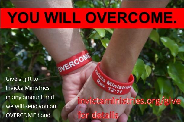 Overcome Wristband