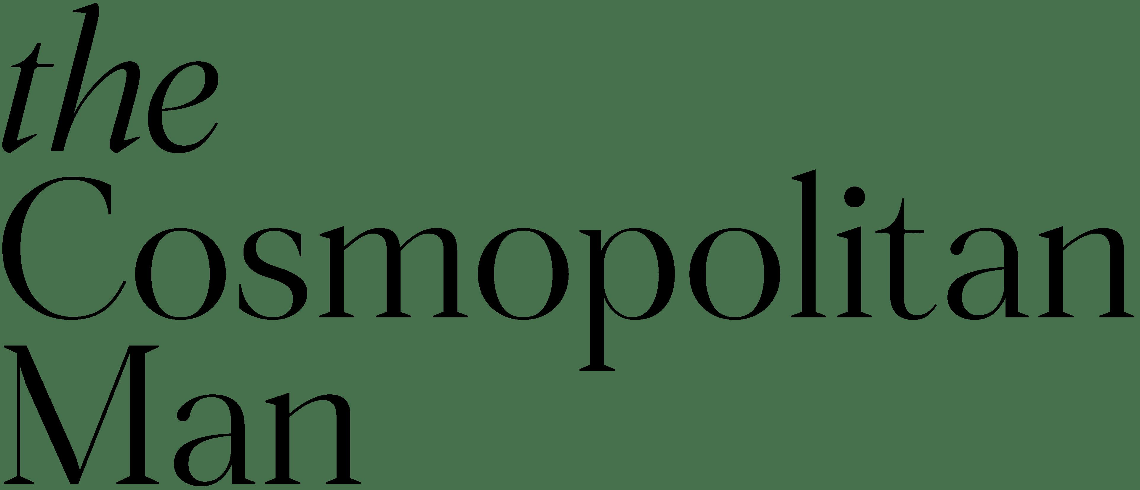 The Cosmopolitan Man