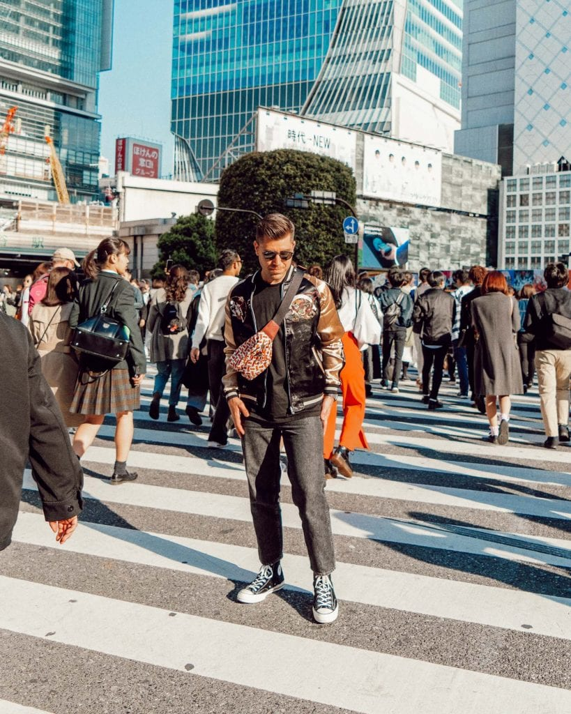 How to take the perfect photo at Shibuya Crossing in Tokyo