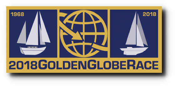 2018 Golden Globe Race Logo