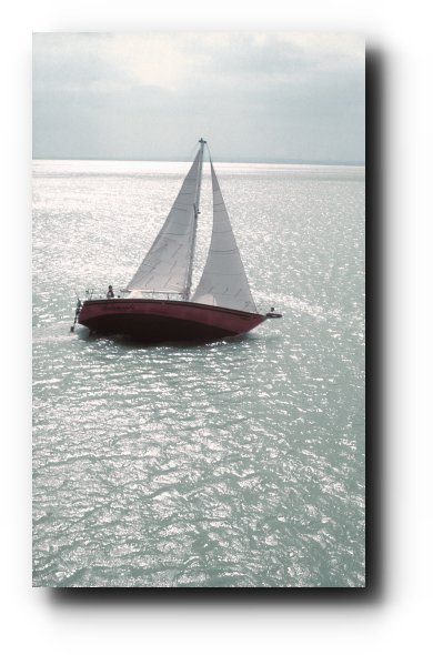 Salammbo on Lake Balaton