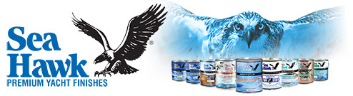 SeaHawk Paints Logo