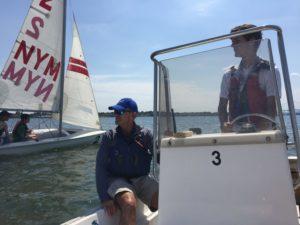 US Sailing course